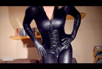 black-wet-look-catsuit-performance